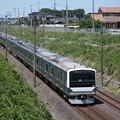 常磐線 E531系K401編成 363M 普通 勝田 行