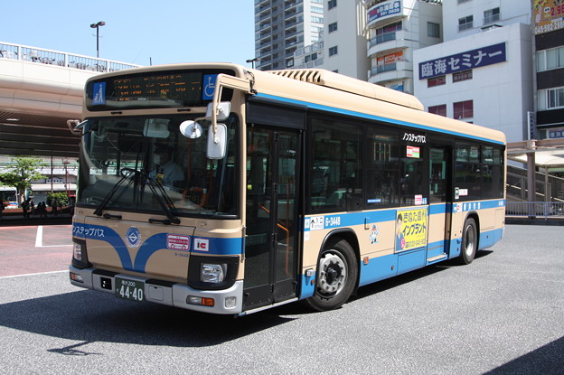 横浜市営バス 6-3448号車
