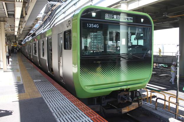 山手線 E235系トウ12編成 (1)