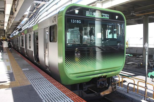 山手線 E235系トウ03編成 (1)