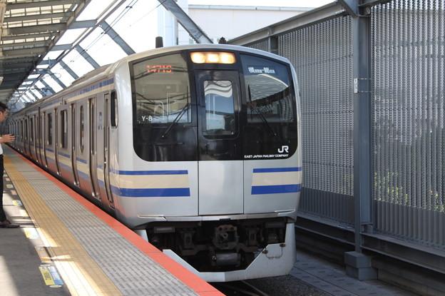 横須賀線 E217系Y-8編成