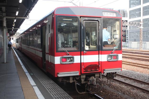 鹿島臨海鉄道6000形6011