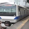 写真: 水戸線 E531系K466編成 764M 普通 小山 行