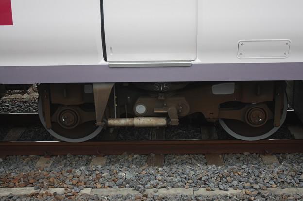E657系 KY出場後の台車 指定保全 (6)