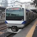 水戸線 E531系K467編成 勝田 行 (1)