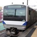 常磐線 E531系K408編成 346M 普通 上野 行
