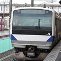 常磐線 E531系K408編成 346M 普通 上野 行 (1)