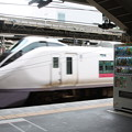 E657系 特急ひたち5号 いわき 行 上野駅発車
