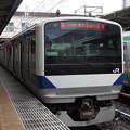 上野東京ライン E531系K452編成