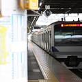 上野駅9番線発車!
