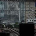 京浜東北線 前面車窓 新橋→浜松町
