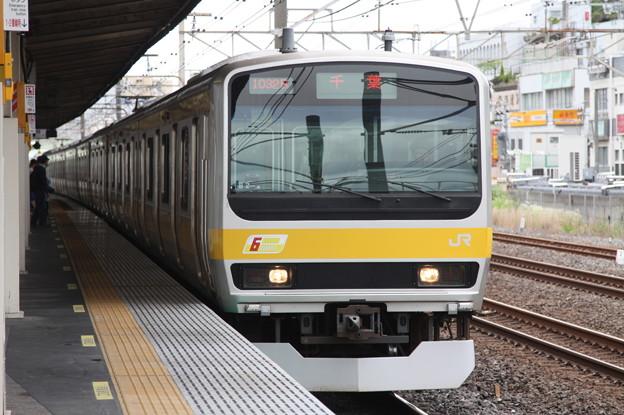 総武線 E231系ミツB2編成