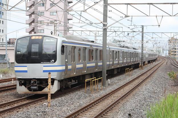 総武快速線 E217系Y-38編成
