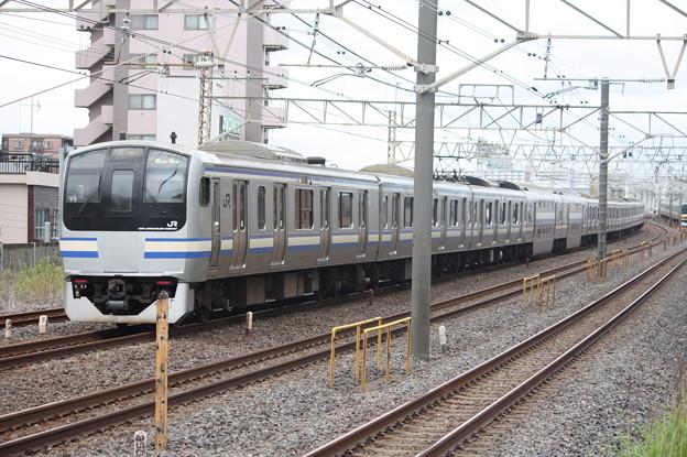 総武快速線 E217系Y-2編成