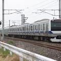 Photos: 常磐線 E531系K406編成 1152M 普通 品川 行