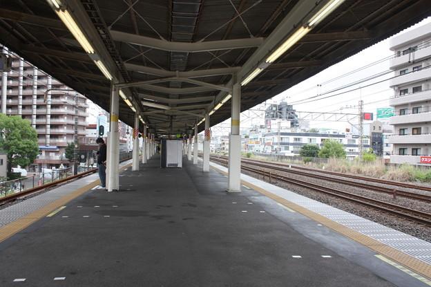 総武線 平井駅 ホーム