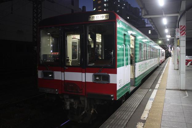 鹿島臨海鉄道6000形