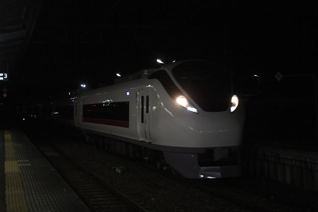 写真: 回8725M E657系K7編成 KY出場回送