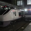 Photos: E657系K7編成・E531系K472編成