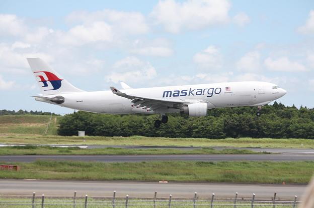 マレーシア航空カーゴ 9M-MUD (2)