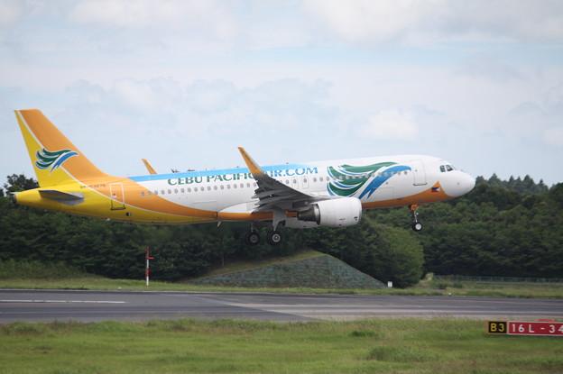 セブパシフィック航空 A320-200 RP-C3275 (3)