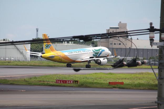 セブパシフィック航空 A320-200 RP-C3275 (4)