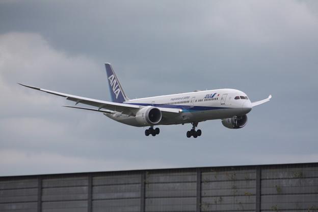 全日空 ANA B787-9 JA876A