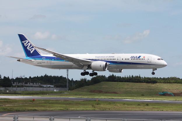 全日空 ANA B787-9 JA876A (1)