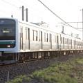 水戸線 E501系K753編成 726M 普通 小山 行
