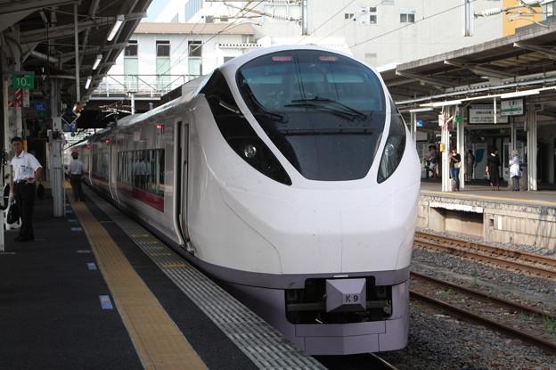 E657系K9編成 2060M 特急ときわ60号 上野 行 後追い