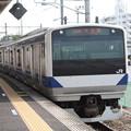 常磐線 E531系K464編成 346M 普通 上野 行