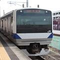 常磐線 E531系K464編成 346M 普通 上野 行 (1)