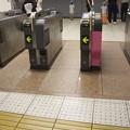 都営地下鉄浅草線東銀座駅 自動改札機