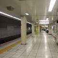 都営地下鉄浅草線東銀座駅1番線ホーム