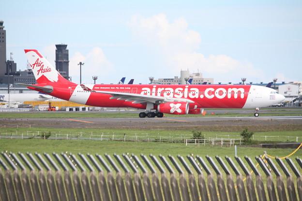 エア・アジア A330-300 HS-XTC