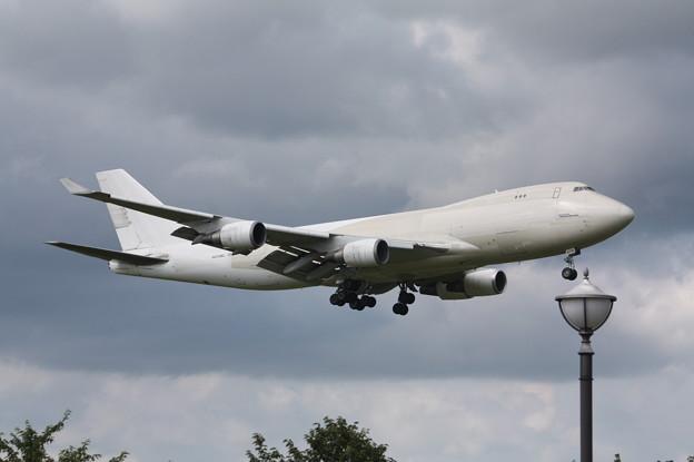 アトラス航空 B747-400F(SCD) N476MC