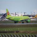 S7航空 A320-200 VQ-BET