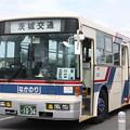 Photos: 茨城交通 水戸200か1036 笠間ひまつりシャトルバス