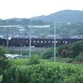ELレトロ碓氷 EF64 1052+旧客6B+D51 498 安中鉄橋付近 (12)