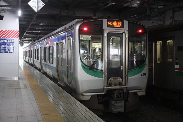 仙台空港アクセス線 E721系500番台P501編成