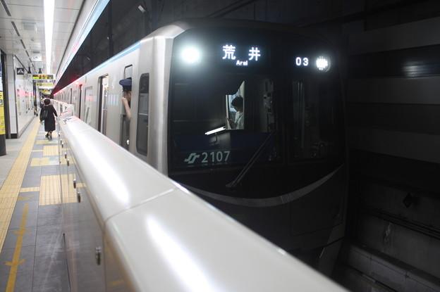仙台市営地下鉄東西線 2000系2107F