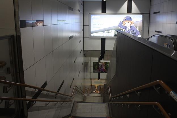仙台市営地下鉄 仙台駅 階段