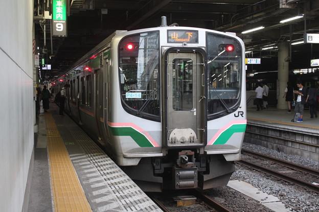 常磐線 E721系1000番台P4-14編成