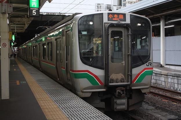 東北本線 E721系P9編成