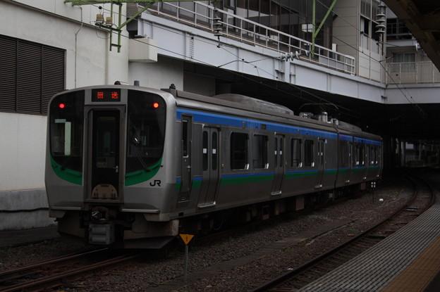 仙台空港アクセス線 E721系500番台P504編成
