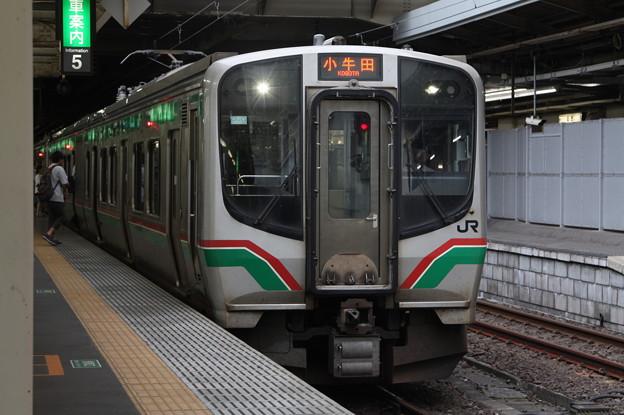 東北本線 E721系P9編成 (3)