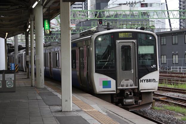 仙石東北ライン HB-E210系C3編成