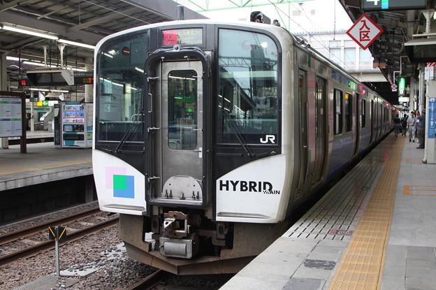 仙石東北ライン HB-E210系C1編成 (3)