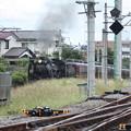 Photos: 秩父鉄道 パレオエクスプレス 5001レ C58 363+12系客車4B 秩父~御花畑 (2)