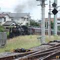 Photos: 秩父鉄道 パレオエクスプレス 5001レ C58 363+12系客車4B 秩父~御花畑 (3)